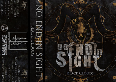 BBMA09 – No End In Sight – Black Clouds MC
