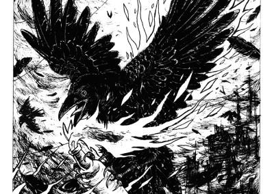 BBMA10 – To Ashes – Liberation Through Destruction 7″