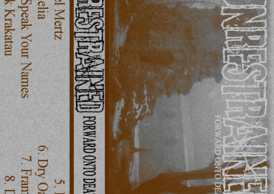 BBMA02 – Unrestrained – Forward Onto Death MC