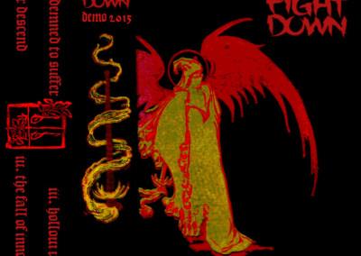 BBMA13 – First Fight Down – Demo 2015 MC