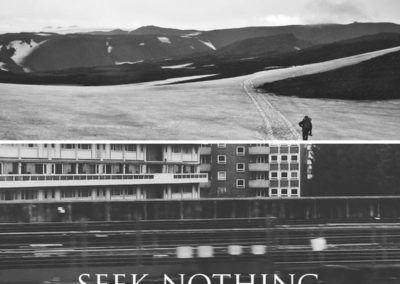 BBMA31 – No End In Sight & Seek Nothing – Split 7″