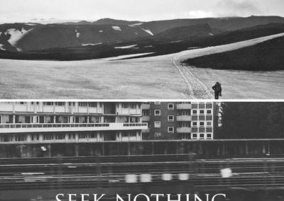 BBMA31 – No End In Sight & Seek Nothing – Split 7″