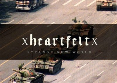 BBMA50 – Heartfelt – Strange New World MC