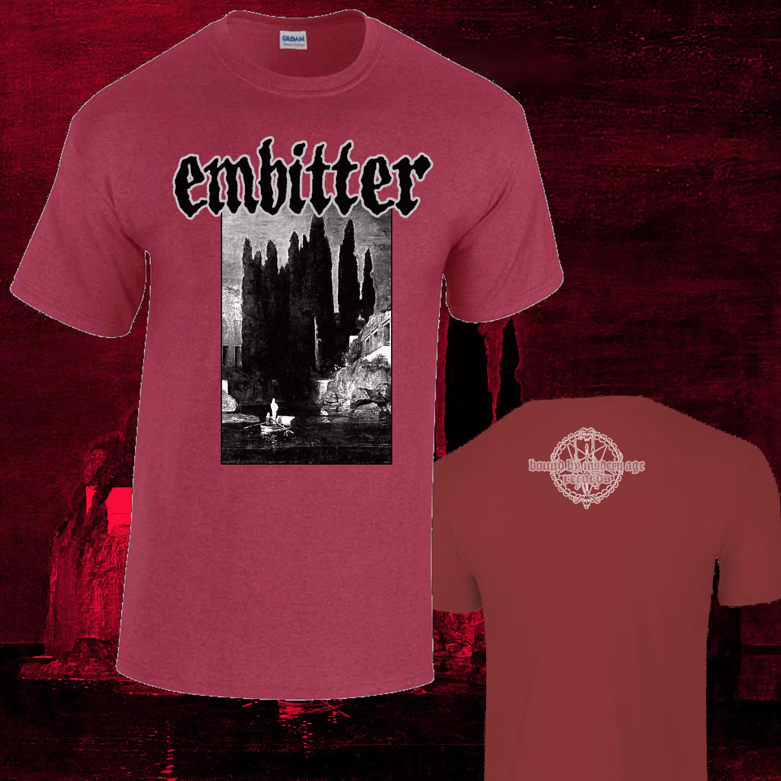 embitter shirt mockup