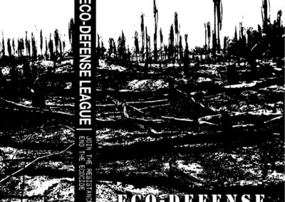 BBMA56 – Eco-Defense League – Join The Resistance / End The Ecocide MC