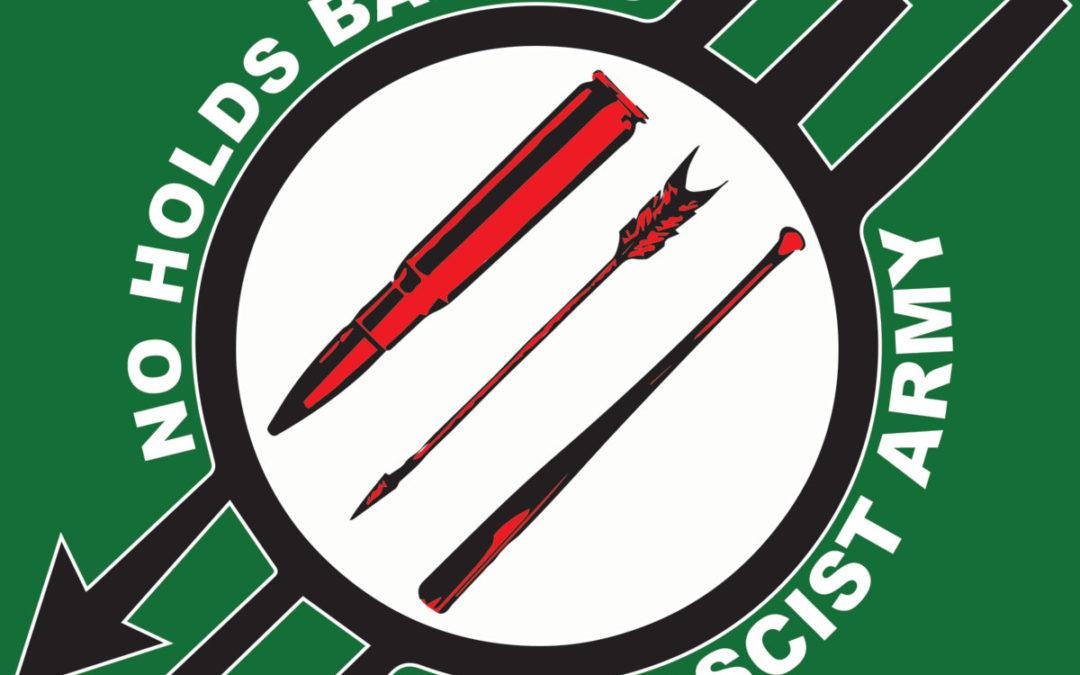 BBMA57 – No Holds Barred – Anti-Fascist Army 7″