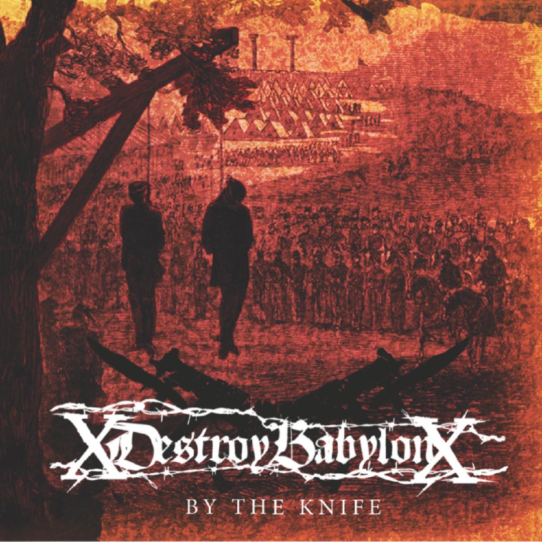 BBMA61 – Destroy Babylon – By The Knife 12″