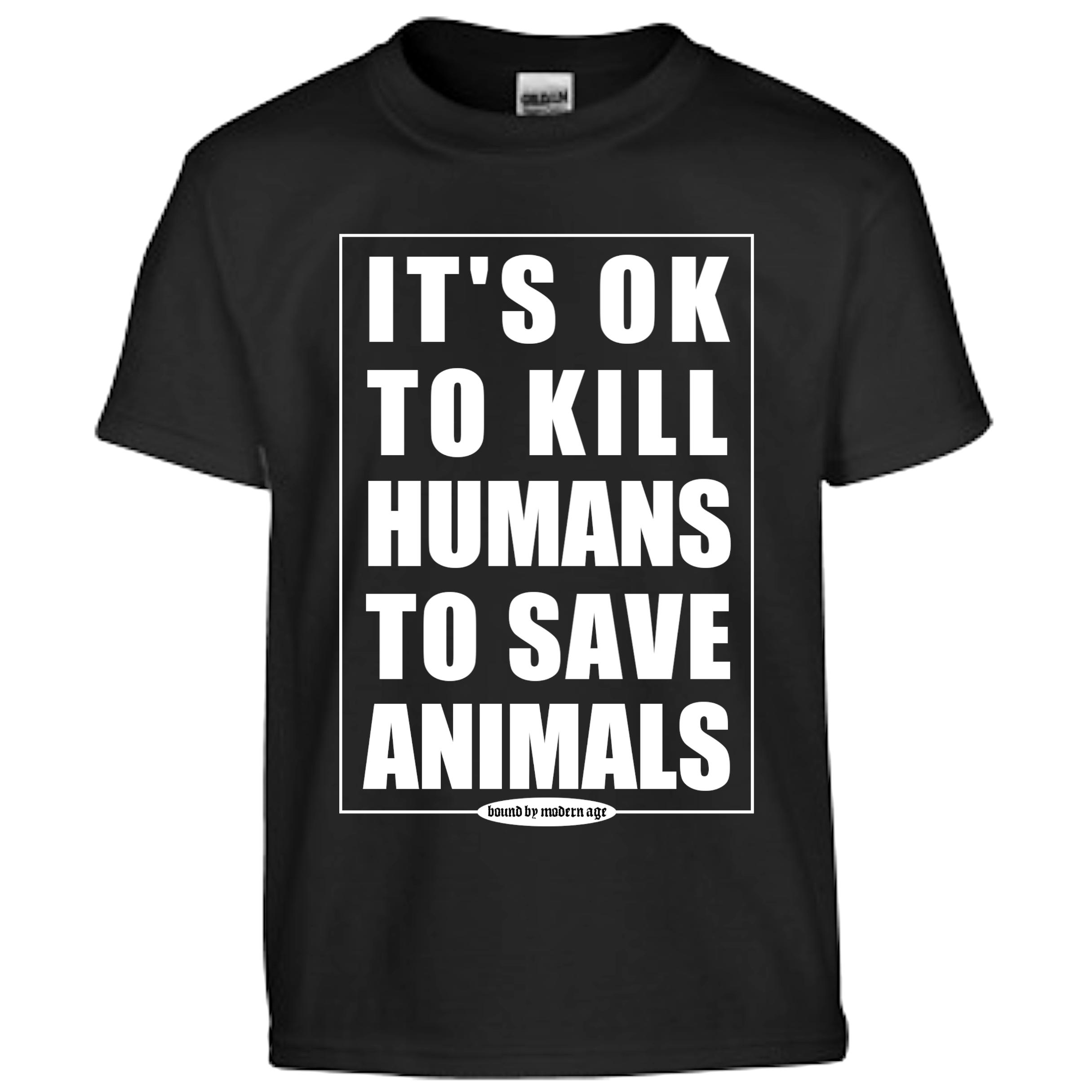 okay to kill shirt