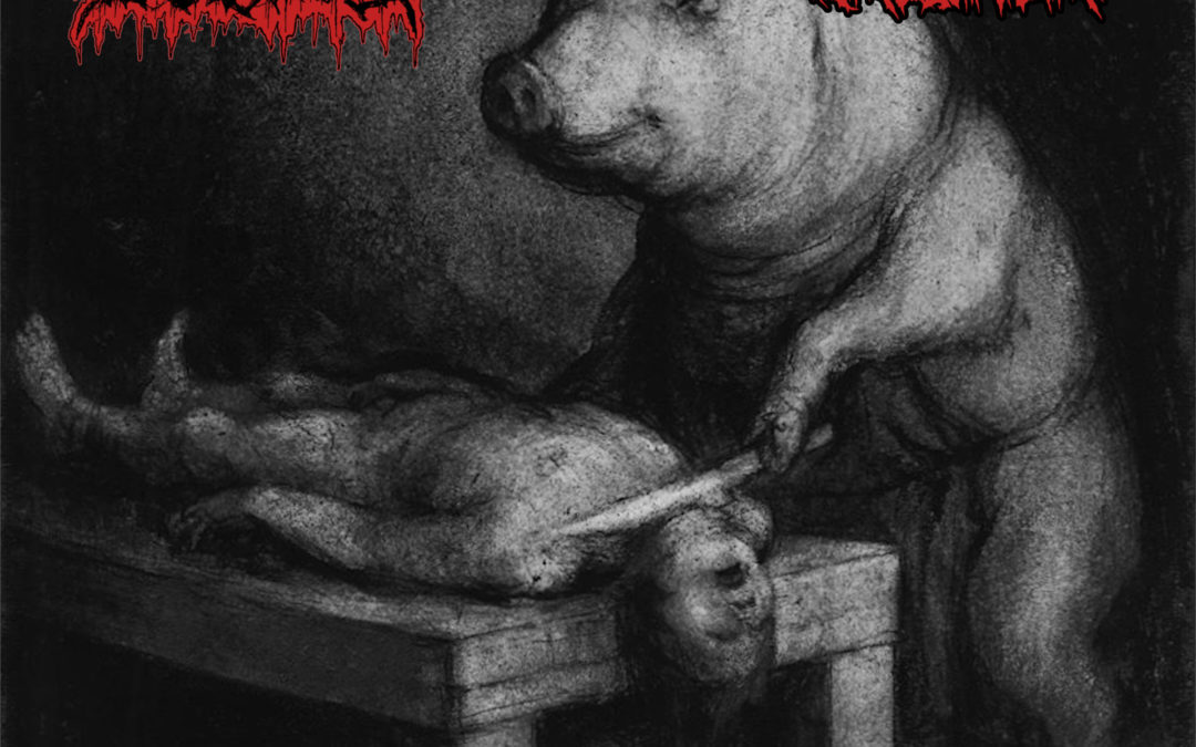 BBMA91 – Carnivore Crusher & Ritual Of Decay – Split 7″