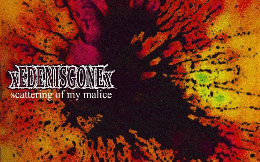 BBMA97 – Eden Is Gone – Scattering Of My Malice 12″