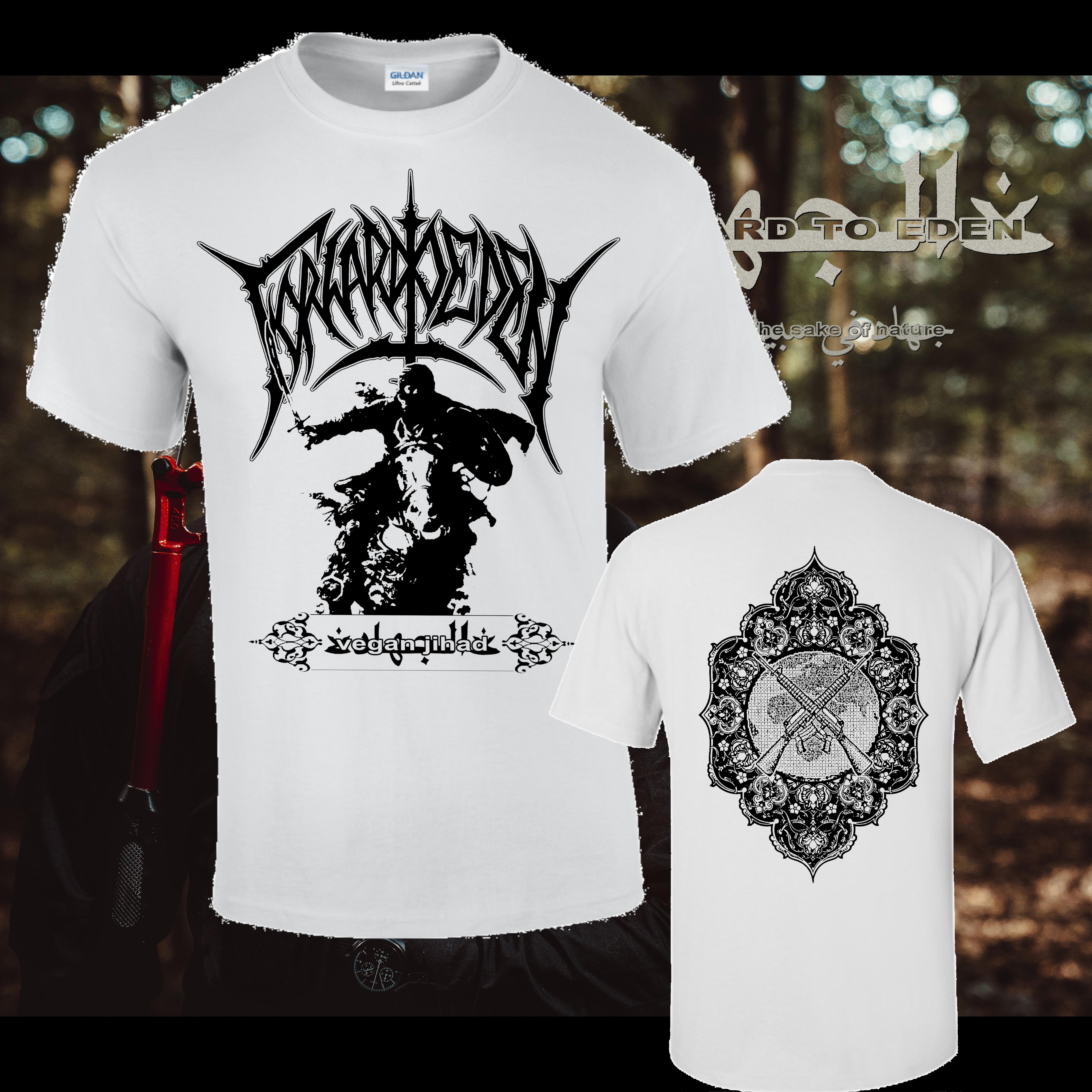 shirts mockup jihad design with logo