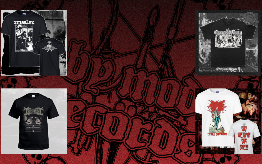 Vegan Straight Edge Metal(core) CD & Merch Madness!!!