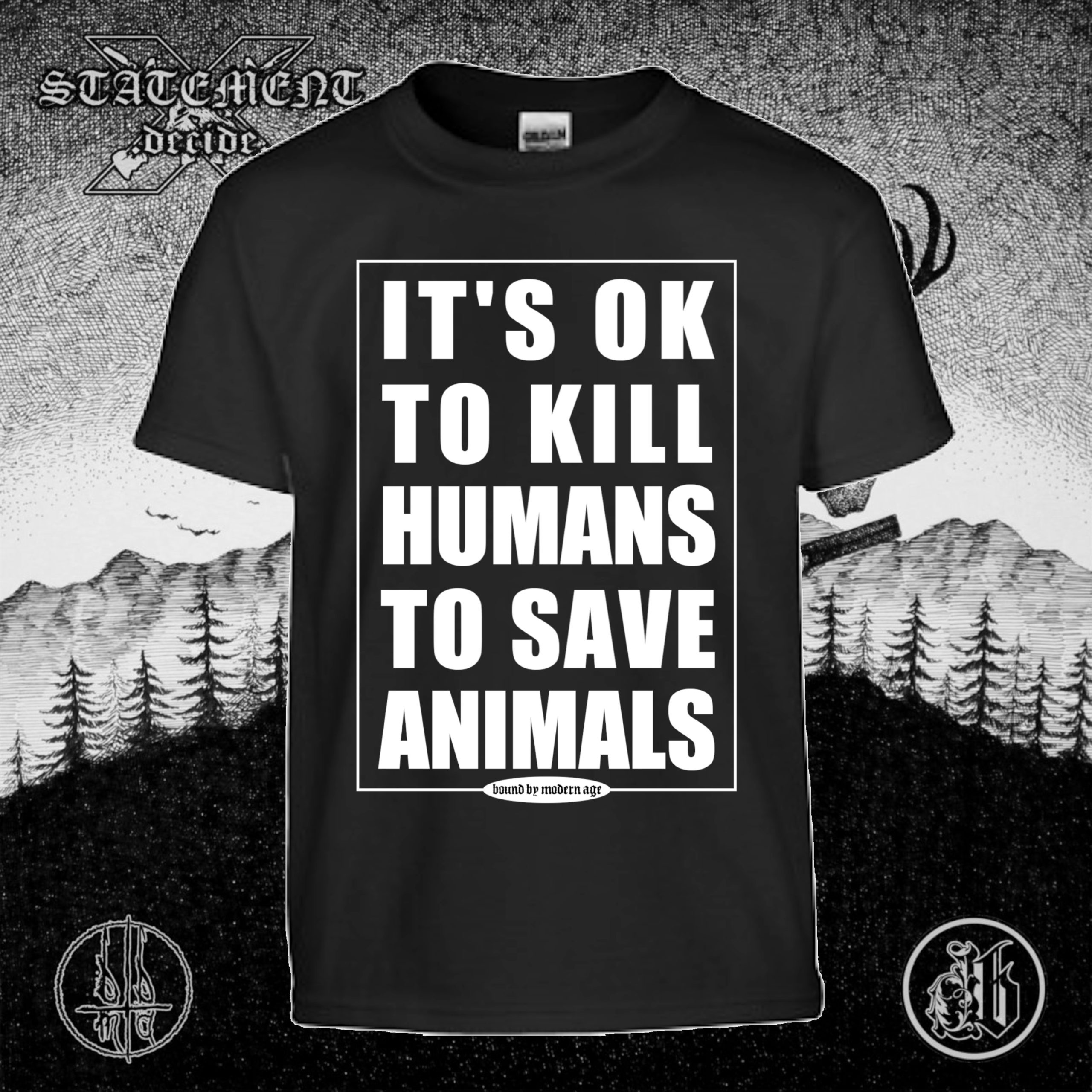 to kill shirt